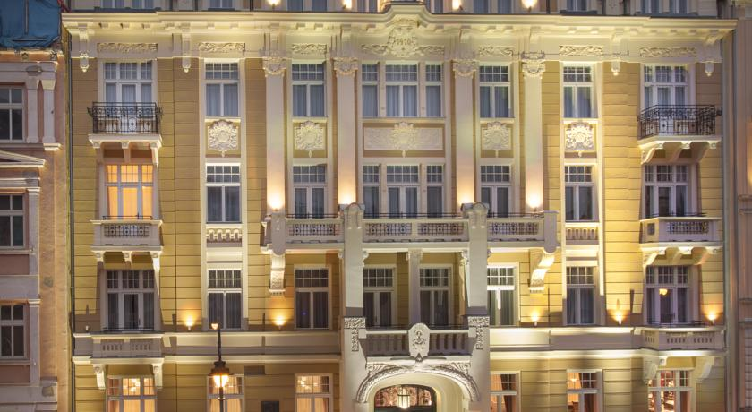Спа отель Luxury Spa Hotel Olympic Palace