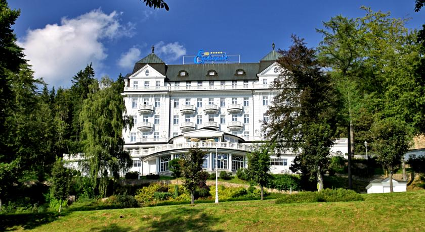 Спа отель Esplanade Spa & Golf Resort